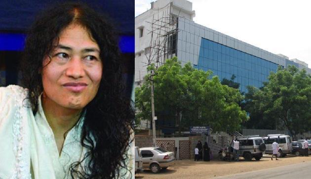 बिना कारण बताए इरोम शर्मिला को नहीं दिया जा रहा उनका पासपोर्ट