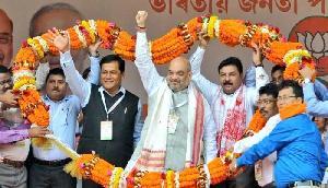 असम में पंचायत चुनाव से खत्म होगा भ्रष्टाचार- सोनोवाल