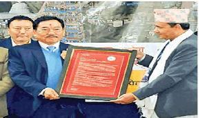 सिक्किम का विकास नेपाल के लिए अनुकरणीय : चामलिंग