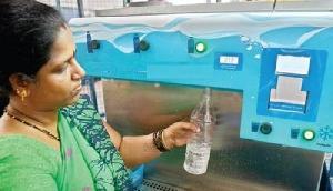 त्रिपुरा के स्कूलों, रेलवे स्टेशन पर बिप्लब सरकार लगाएगी Water ATM