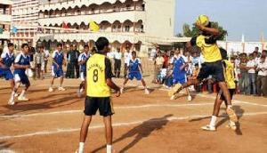 थ्रोबॉल में नहीं चमके त्रिपुरा के खिलाडी, हरियाणा से मिली करारी हार