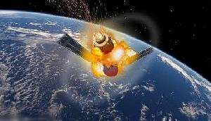 सावधान- चाइना का बेकाबू स्पेस स्टेशन, मचा सकता है धरती पर तबाही