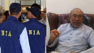 NIA करेगी मणिपुर राइफल्स के शिविर से गायब हथियारों की जांच