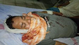 त्रिपुरा में भाजपा समर्थक ने किया पत्रकार पर जानलेवा हमला