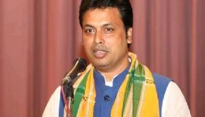 त्रिपुरा के सीएम बिप्लब देब के खिलाफ भद्दे कमेंट करने वाला गिरफ्तार