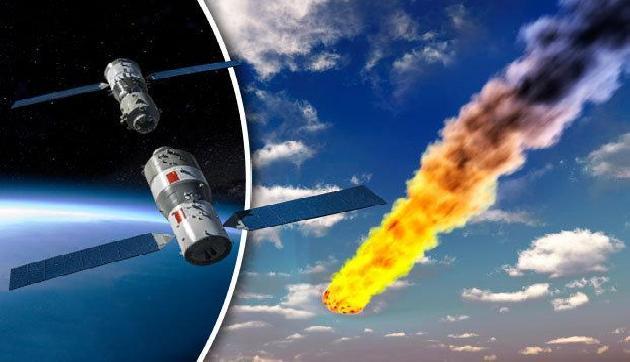 सावधान रहे लोग, सोमवार को गिरेगा चीनी  space station का मलबा