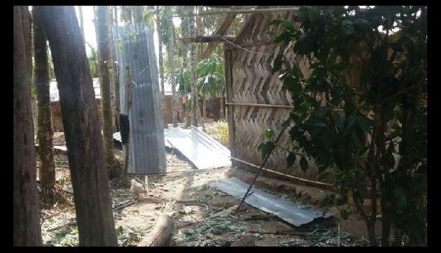 मेघालय में आए तूफान ने तबाह की कई जिंदगियां, दर्द बयां कर रही हैं तस्वीरें