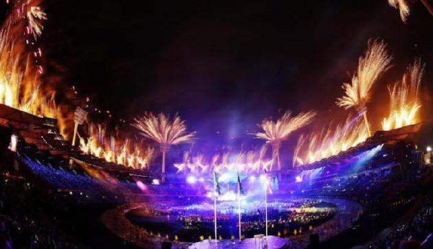 राष्ट्रमंडल खेल: उद्घाटन समारोह शुरू, पूर्वोत्तर के कई खिलाड़ी ले रहे हिस्सा