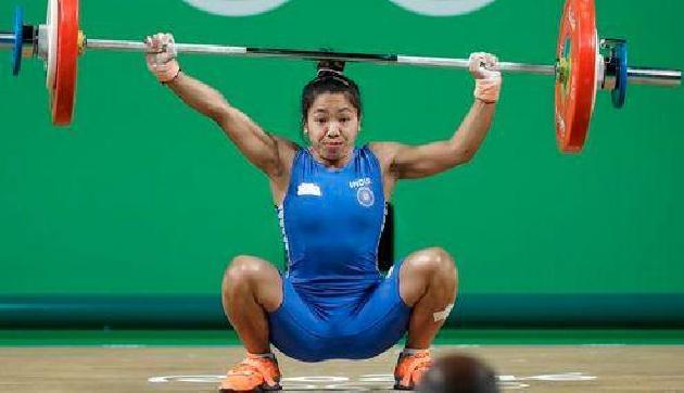 मणिपुर की चानू ने कॉमनवेल्थ गेम्स में भारत को जिताया पहला गोल्ड मेडल