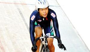 राष्ट्रमंडल खेल: साइकलिंग के फाइनल में हारीं भारतीय खिलाड़ी