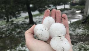 आंधी-तूफान के साथ ओले गिरने के आसार, मणिपुर-मिजोरम में हो सकती है बारिश