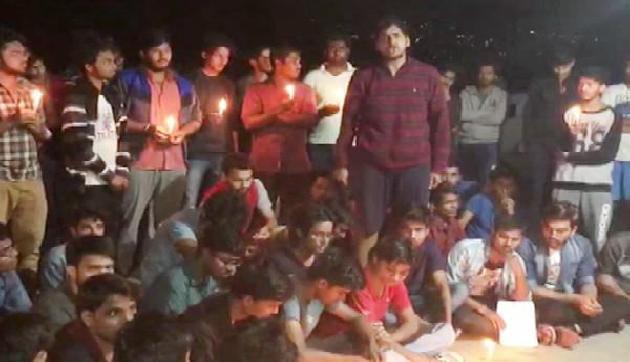 'कॉलेज प्रशासन की लापरवाही से हुर्इ NIT मिजोरम में बिहारी छात्र की मौत'
