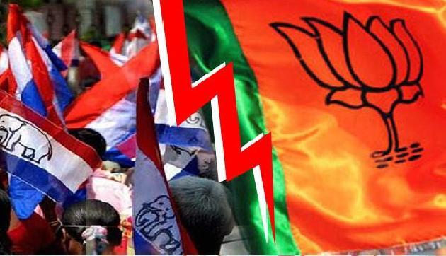 भाजपा से गठबंधन तोडऩे की धमकी, सरकार पर संकट