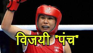 CWG: बॉक्सर सरिता देवी ने जड़ा विजयी 'पंच', क्वॉर्टर फाइनल में एंट्री