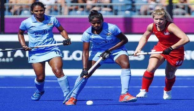 इंग्लैंड को हराकर भारत ने महिला हॉकी में दर्ज की जीत, सेमीफाइनल की उम्मीद बरकरार