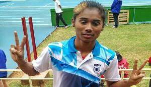 CWG 2018: 400 मीटर के सेमीफाइनल में पहुंची हीमा दास