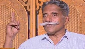 BSF के पूर्व डीजी राममोहन का निधन, मेघालय CM ने जताया शोक