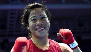 मैरी कॉम ने देश के पक्का किया एक और पदक, क्वार्टर फाइनल में पहुंचे विकास