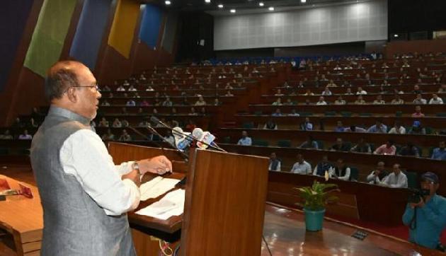 मणिपुर के विकास के लिए विधायक-नौकरशाह काम करेंः मुख्यमंत्री