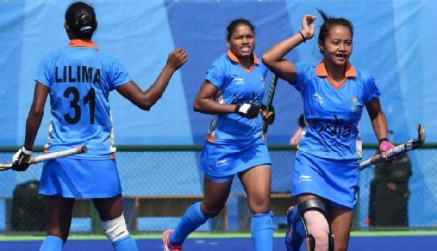 राष्ट्रमंडल खेल: सविता, रानी की बदौलत हॉकी के  सेमीफाइनल में भारतीय महिलाएं