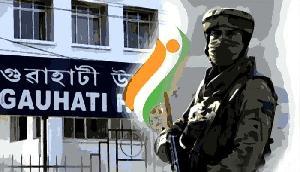 पूना गोगोई मामला,  गुवाहाटी हाई कोर्ट ने कहा एक लाख मुआवजा दे सेना