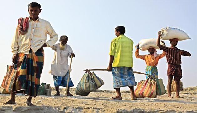 बांग्लादेश-असम बॉर्डर से घुसे 192 बांग्लादेशी नागरिक गायब