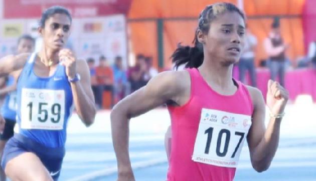 राष्ट्रमंडल खेल: अपना सर्वश्रेष्ठ देने के बाद हारीं हीमा दास