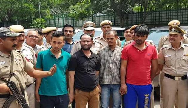 दिल्ली पुलिस ने पकड़े मणिपुर के हाईटेक कार चोर, एक एमबीए, तो दूसरा पुलिस कांस्टेबल