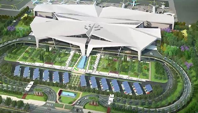 गुवाहाटी एयरपोर्ट का नजारा देखकर आप भूल जाएंगे 5 स्टार होटल