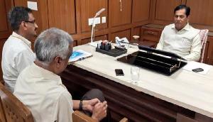 राजनाथ सिंह से मिले असम मुख्यमंत्री, भारत-बांग्लादेश बॉर्डर फेंसिंग को लेकर की बात