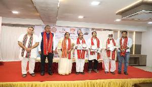 दलित समाज के लिए किया काम, सुनील देवधर ने दिया बालासाहेब देवरस समरसता पुरस्कार