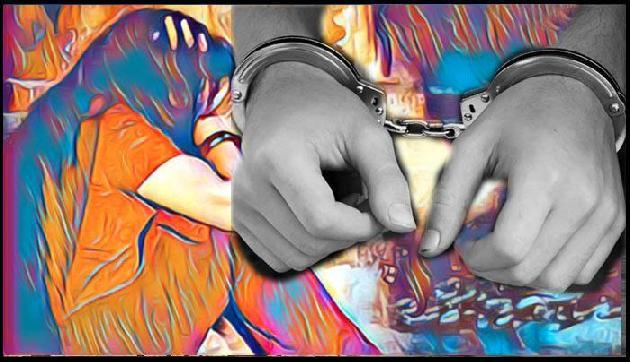 बच्ची से बलात्कार की कोशिश में दो गिरफ्तार
