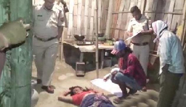 असम : सौतेली मां को उतारा मौत के घाट