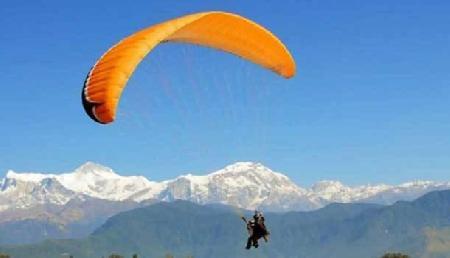 हवा में उड़ने का लेना चाहते हैं मजा, तो चलें आएं यहां, देखें ये वीडियो