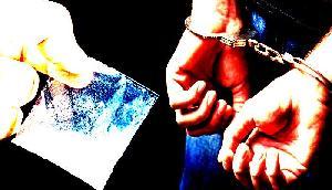 अगरतला में तीन मादक पदार्थ तस्कर गिरफ्तार