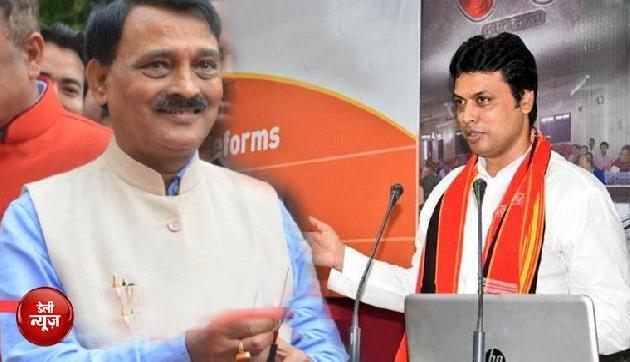 महाभारत में इंटरनेट-सैटेलाइट की मौजूदगी की बात कह कर फंसे त्रिपुरा CM, समर्थन में आए BJP नेता