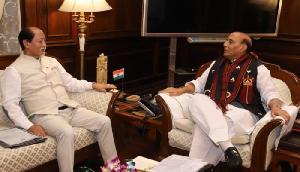 राजनाथ से मिले नगालैंड के मुख्यमंत्री