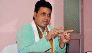 भड़के भाजपा के मुख्यमंत्री: कहा- 'कांग्रेस और माकपा को शर्म आनी चाहिए'