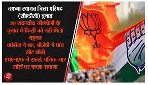 पहली बार चुनाव में जीत के बाद सत्ता के लिए साथ आई बीजेपी और कांग्रेस, हर कोई हैरान