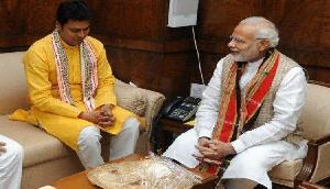 इस राज्य के मुख्यमंत्री ने मोदी को दिया तोहफा, सफाई के लिए दान किया 6 माह का वेतन