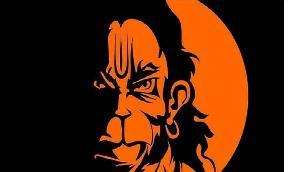 इस शख्स ने बनार्इ 'एंग्री हनुमान' की तस्वीर,PM मोदी ने भी की तारीफ