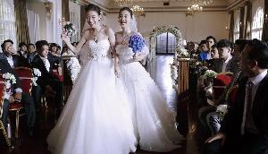 शादी में दुल्हन का खतरनाक स्टंट, बारातियों को पहुंचा दिया अस्पताल
