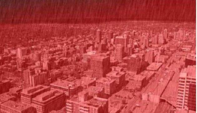 इस जगह होती है खून की बारिश! कोई भी नहीं जान पाया कुदरत के इस रहस्य को