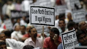 असम नहीं है बांग्लादेशियों का डंपिग ग्राउंड, हिन्दू मुस्लिम किसी को नहीं किया जाएगा बर्दाश्त
