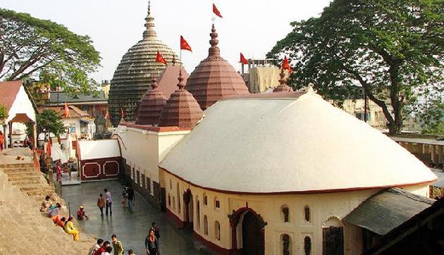 सबसे अनोख है देवी का ये मंदिर, यहां पर पूरी होती है हर मन्नत