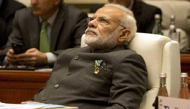 कांग्रेस का आरोप, PM मोदी और PMO ने किया आचार संहिता उल्लंघन