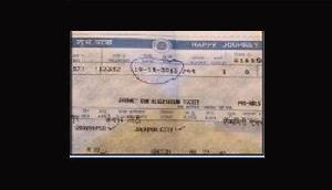 गजब: रेलवे कर्मचारी ने यात्री का एक हजार साल आगे का काटा टिकट, फिर हुआ कुछ ऐसा...