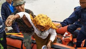 14 राज्यों में बाढ़ का कहर, तैनात की गई एनडीआरएफ की 46 टीमें