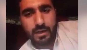 कुछ इस अंदाज में इस शख्स ने दी र्इद की मुबारकबाद, देखकर नहीं रोक पाएंगे अपनी हंसी