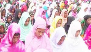 मेघालयः ईद के दिन नमाज के लिए उमड़ा जनसैलाब, हजार महिलाओं ने भी अदा की नमाज